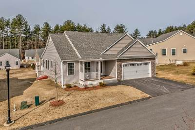 Amherst Single Family Home Active Under Contract: 1 Clubhouse Way #6