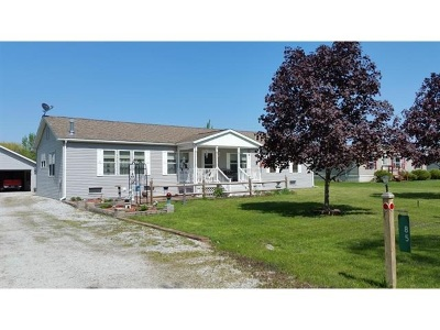 Grand Isle County Single Family Home For Sale: 85 Cleland South Road