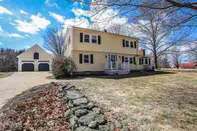 Bow Single Family Home Active Under Contract: 17 Page Road