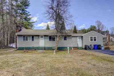 Goffstown Single Family Home For Sale: 72 Parker Station Road