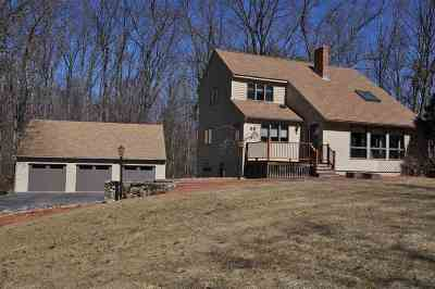 Derry Single Family Home Active Under Contract: 95 Old Auburn Road