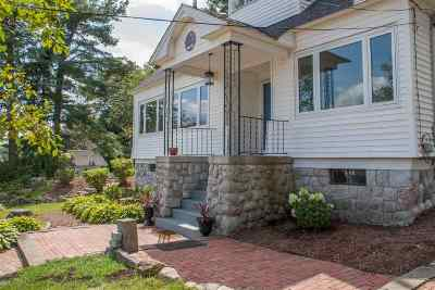 Windham Single Family Home Active Under Contract: 30 West Shore Road