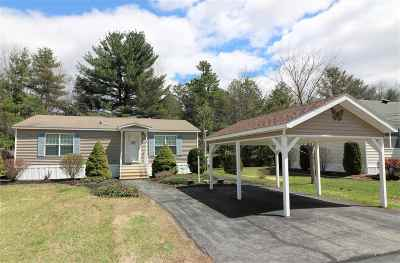 Concord Single Family Home For Sale: 32 Centerwood Drive