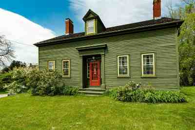 Kittery Single Family Home Active Under Contract: 153 Pepperrell Road