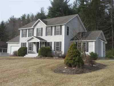 Belknap County, Carroll County, Cheshire County, Coos County, Grafton County, Hillsborough County, Merrimack County, Rockingham County, Strafford County, Sullivan County Single Family Home For Sale: 28 Mountain View Drive