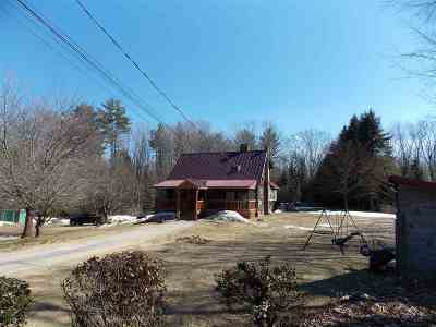 Belmont Single Family Home For Sale: 449 Laconia Road