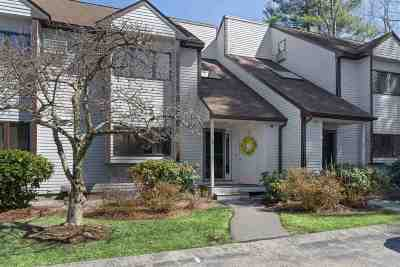 Merrimack Condo/Townhouse Active Under Contract: 23 Pondview Drive