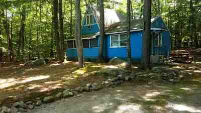Northwood Single Family Home For Sale: 178 Long Pond Road