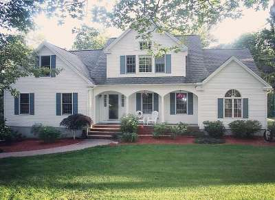 Windham Single Family Home Active Under Contract: 14 Bedros Street