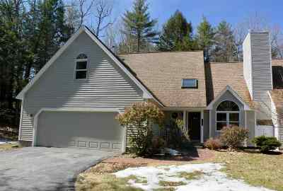 Goffstown Condo/Townhouse Active Under Contract: 38a Ryan Road