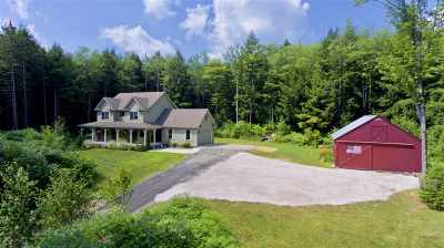 Woodstock Single Family Home For Sale: 1522 Curtis Hollow Road