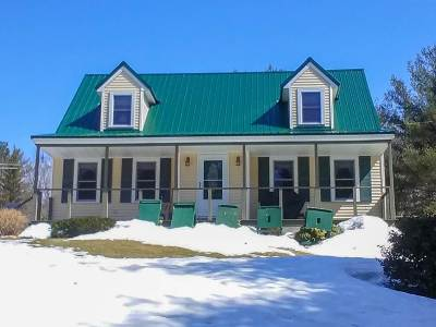 Sanbornton Single Family Home Active Under Contract: 280 Eastman Hill Road