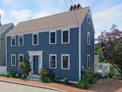 Portsmouth Single Family Home For Sale: 37 South Street
