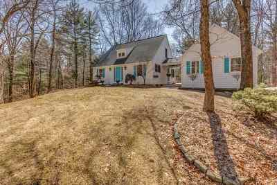 Amherst Single Family Home Active Under Contract: 4 Joseph Prince Lane