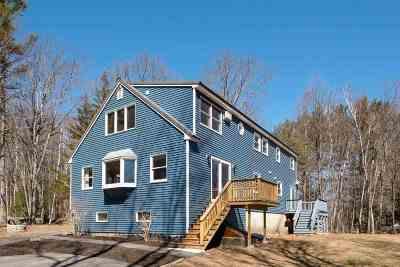 Barrington Single Family Home For Sale: 97 Fogarty Road