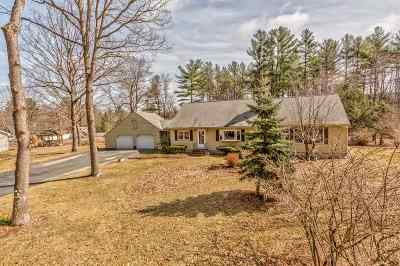 Amherst Single Family Home Active Under Contract: 9 Aglipay Drive