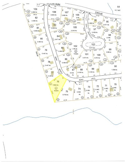 Residential Lots & Land For Sale: Lot 76 St Moritz Road