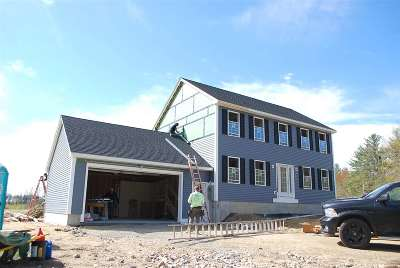 Barrington Single Family Home For Sale: 703 Hall Road