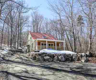Newbury Single Family Home Active Under Contract: 15 Hilltop Drive