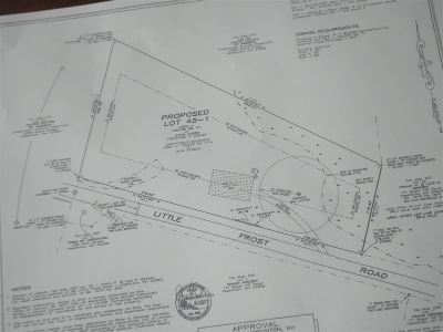 Hopkinton Residential Lots & Land For Sale: Little Frost Road