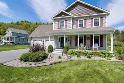 Williston Single Family Home For Sale: 10 Breezy Valley Lane #7