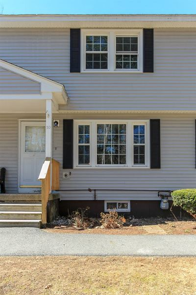 Londonderry Condo/Townhouse Active Under Contract: 20 Holly Lane