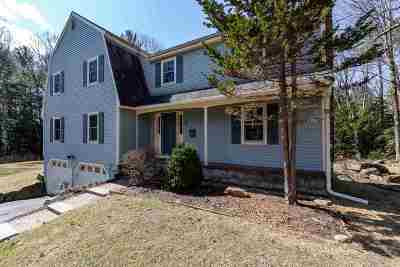 Amherst Single Family Home Active Under Contract: 4 Crestwood Court
