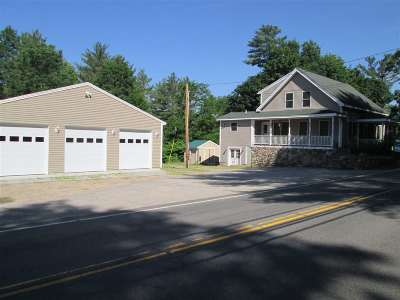 Alton NH Single Family Home For Sale: $399,900