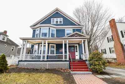 Manchester Single Family Home For Sale: 102 N Adams Street