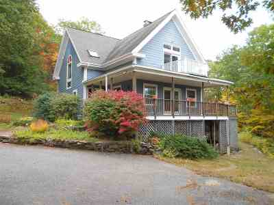 Belmont Single Family Home For Sale: 84 Cotton Hill Road