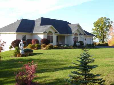 St. Albans Town Single Family Home For Sale: 1 Costes Court