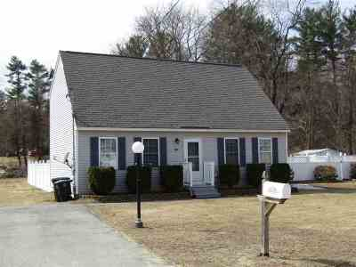 Franklin Single Family Home Active Under Contract: 151 Thunder Road