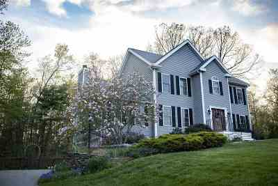 Salem Single Family Home For Sale: 42 Greenhaven Road
