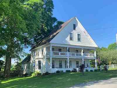 Barnet Single Family Home For Sale: 127 Church Street