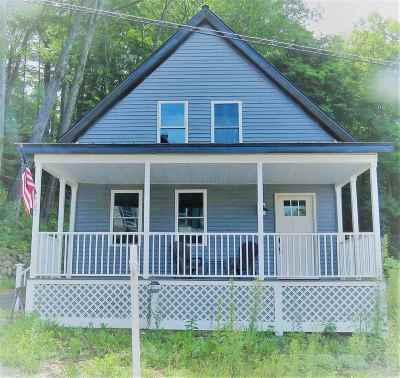 Laconia Single Family Home For Sale: 87 Clinton Street