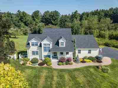 Derry Single Family Home For Sale: 166 Warner Hill Road