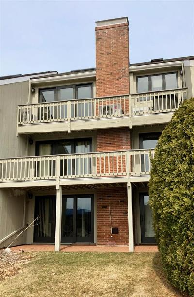 Wolfeboro Condo/Townhouse Active Under Contract: 5 Mountain West Drive #14