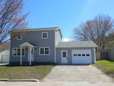 Burlington Single Family Home For Sale: 397 Ethan Allen Parkway