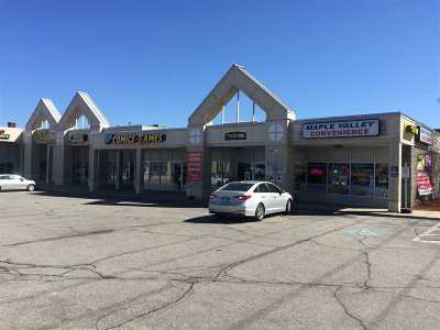 Manchester Commercial Lease For Lease: 245 Maple Street #3