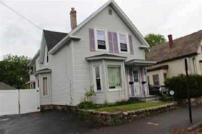 Manchester Multi Family Home Active Under Contract: 192 Winter Street