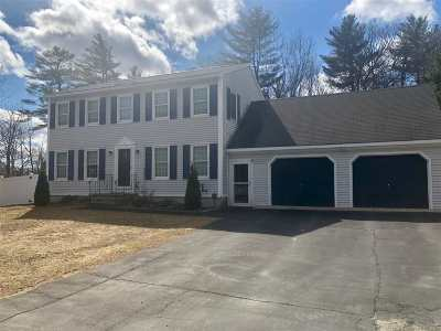 Concord Single Family Home Active Under Contract: 5 Styles Drive