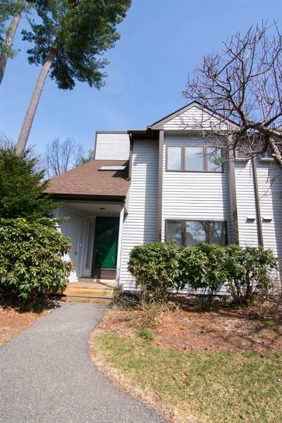Merrimack Condo/Townhouse Active Under Contract: 41 Pondview Drive