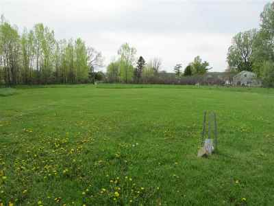 Isle La Motte Residential Lots & Land For Sale: 5 Meadow Lane