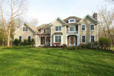 Hollis Single Family Home For Sale: 33 Long Hill Road