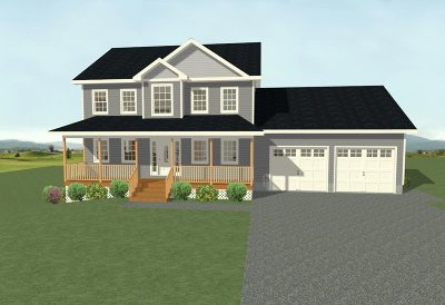 Hinesburg Single Family Home Active Under Contract: Lot #2 Abani Drive