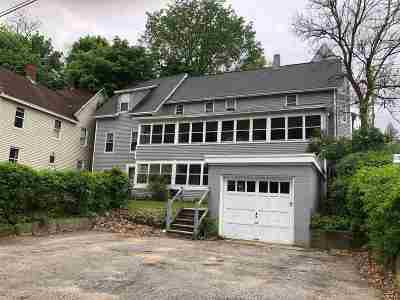 Concord Multi Family Home For Sale: 35 Church Street