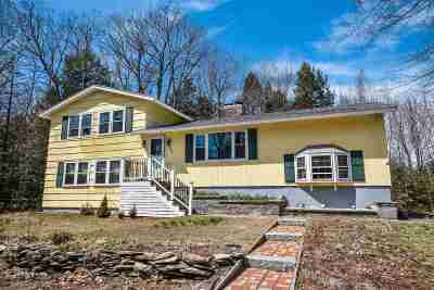 Dover Single Family Home For Sale: 119 Durham Road