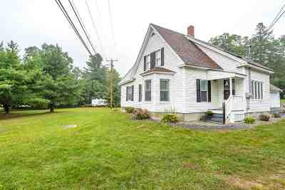 Pembroke Single Family Home For Sale: 202 Beacon Hill Road