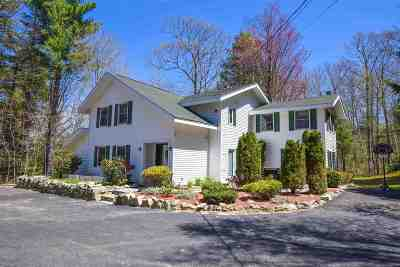 Gilford Single Family Home For Sale: 35 White Birch Drive