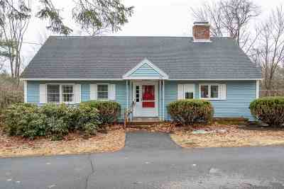 Bow Single Family Home Active Under Contract: 100 White Rock Hill Road